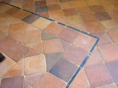 Raviver des tomettes anciennes maison 28 images for Carrelage en terre cuite pour exterieur